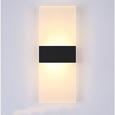 Modern/Zeitgenössisch Wandlampen Für Metall Wandleuchte 110-120V 220-240V 6WW