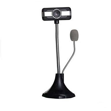 hd nettverkskamera webkamera natt versjon m / mikrofon for stasjonær bærbar datamaskin
