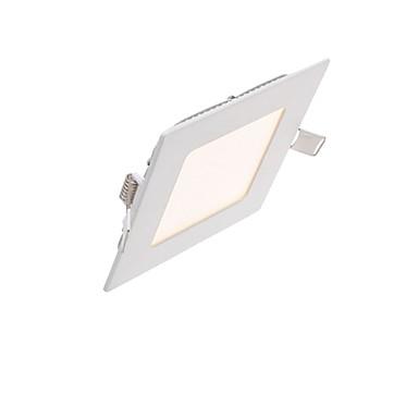15W תאורה לפאנלים 75pcs SMD 2835 1350-1400lm lm לבן חם / לבן קר / לבן טבעי עמעום / דקורטיבי AC 85-265 V חלק 1