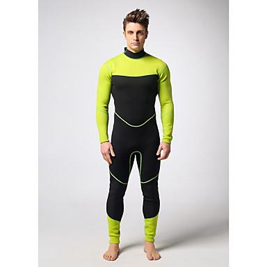 MYLEDI Homme 3mm Combinaisons étanches Etanche Garder au chaud Vestimentaire zip YKK Néoprène Tenue de plongée Combinaisons-Natation