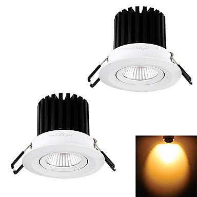 led-upotetut valot 1 korkki 1000lm lämmin valkoinen 3000k koristeellinen AC 220-240 AC 110-130v