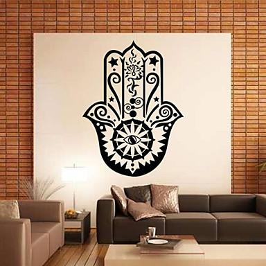 Mode Geschichte Formen Worte & Zitate Retro Wand-Sticker Flugzeug-Wand Sticker Dekorative Wand Sticker, PVC Haus Dekoration Wandtattoo
