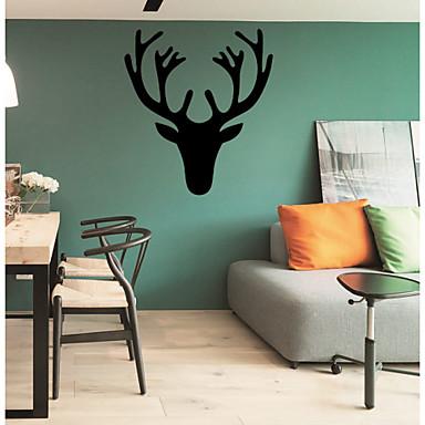Landschaft Tiere Menschen Romantik Mode Formen Cartoon Design Feiertage Fantasie Sport Wand-Sticker Flugzeug-Wand Sticker Dekorative Wand