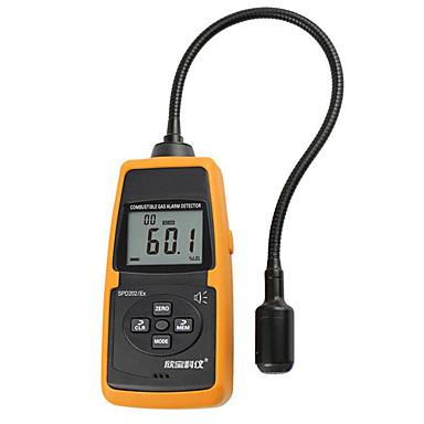 Sampo spd202ex צהוב על בוחן חיפושי גז