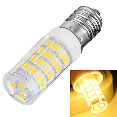 3000/6000 lm E14 LED-kornpærer T 51 leds SMD 2835 Dekorativ Varm hvit Kjølig hvit AC 220-240V