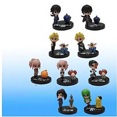Anime Action-Figuren Inspiriert von Code Gease Cosplay PVC 5 CM Modell Spielzeug Puppe Spielzeug