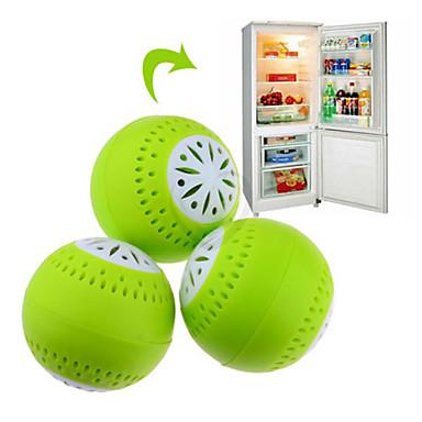 High Quality 3pcs Plastics Deodorizer Tools, Kitchen Cleaning Supplies