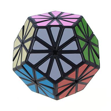 Zauberwürfel Alien Megaminx Glatte Geschwindigkeits-Würfel Magische Würfel Puzzle-Würfel Profi Level Geschwindigkeit ABS Silvester