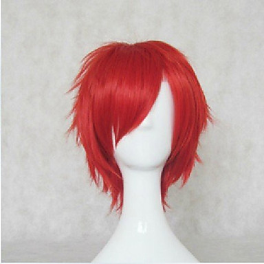 Synthetic Wig / Costume Wigs Curly Synthetic Hair Wig Women's Short Halloween Wig / Carnival Wig Capless