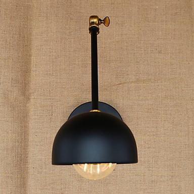 Rustikal / Ländlich Wandlampen Metall Wandleuchte 110-120V / 220-240V 40 W / E26 / E27