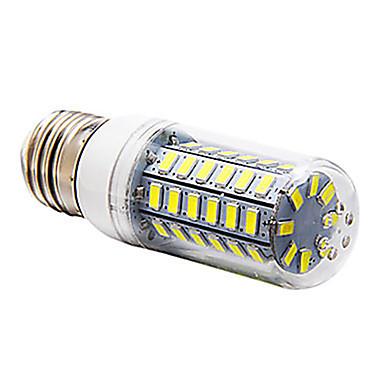 5 W 300-350 lm E14 / G9 / E26 / E27 LED Mais-Birnen T 56 LED-Perlen SMD 5730 Warmes Weiß / Kühles Weiß 220-240 V