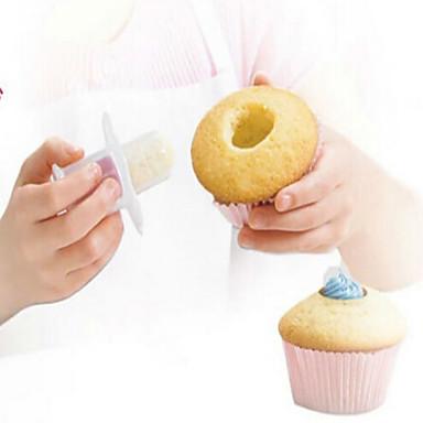 Küche Cupcake Corer Kolben Cutter Kuchen Gebäck Dekoration Divider Form Küche Backen Werkzeuge