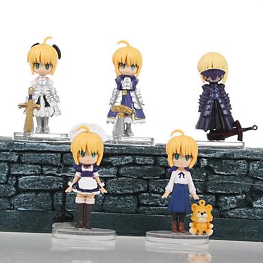 Fate/stay night אחרים PVC One Size נתוני פעילות אנימה צעצועי דגם בובת צעצוע