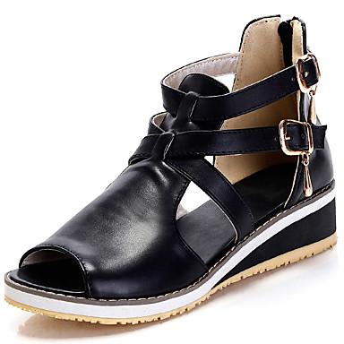 women's shoes wedges heel/platform/open toe sandals dress