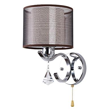 Modern / Zeitgenössisch Wandlampen Metall Wandleuchte 110-120V / 220-240V 60 W / E26 / E27