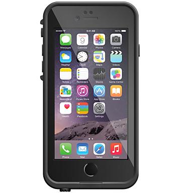 Pouzdro Uyumluluk iPhone 6s Plus iPhone 6 Plus iPhone 6s iPhone 6 iPhone 6 iPhone 6 Plus Su Resisdansı Toz Geçirmez Şoka Dayanıklı Tam