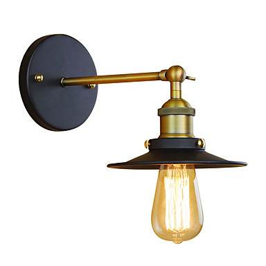 Rustikal/ Ländlich Wandlampen Für Metall Wandleuchte 220v 110V 110-120V 220-240V Max 60WW