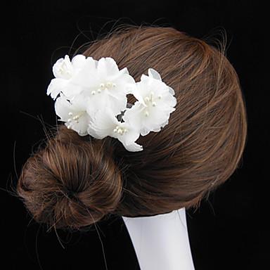 Hårspenner hår tilbehør Klede Parykker Tilbehør Dame stk 1-5cm cm