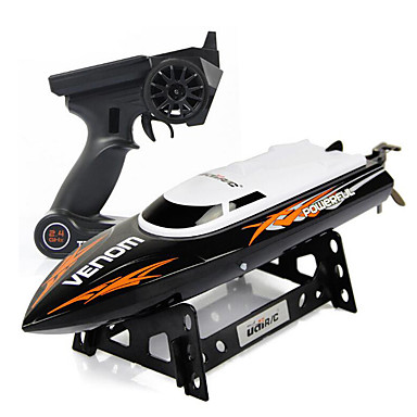 UDI R/C UDI001 1:10 RC סירה חשמלי ללא מברשת 2ch