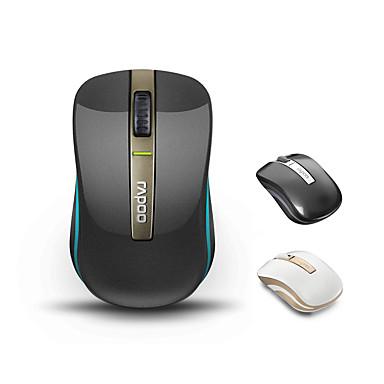 orginal rapoo 6610 Dual-Mode-2.4G drahtlose Maus und Bluetooth 3.0 Desktop-Laptop optische drahtlose Spiel mit nano