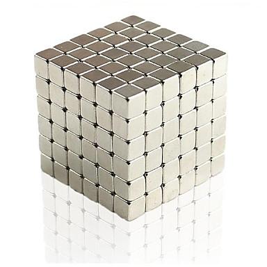 Magnetspielsachen Bausteine Neodym - Magnet Magnetische Bälle 648 Stücke 4mm Spielzeuge Magnet Quadratisch Geschenk