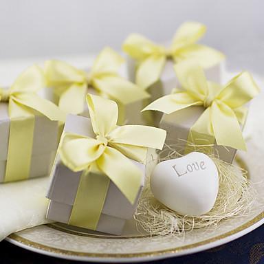 Bäder und Seife / Tee Party Gast-Geschenke(Weiß) -Nicht-personalisierte-Strand Thema / Garten Thema / Asiatisches Thema / Blumen Thema /