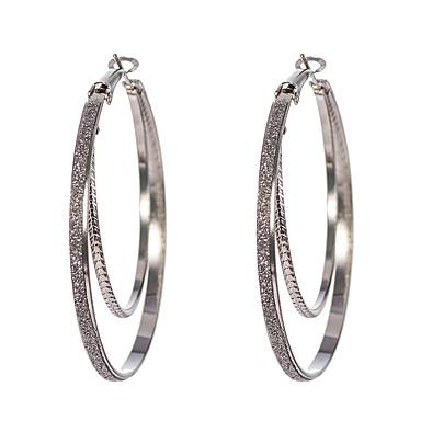 Žene Viseće naušnice Legura Jewelry Vjenčanje Party Dnevno Kauzalni Nakit odjeće