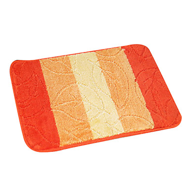 BadvorlegerRot / Orange-Polypropylen