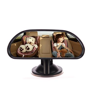 iztoss Baby bil spejl bagsædet bagudvendt spædbarn i syne justerbar bil Baby bakspejl med sugekop
