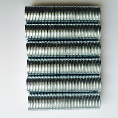 Magnetspielsachen Bausteine Superstarke Magnete aus seltenem Erdmetall 100pcs Magnet Kreisförmig Spielzeuge Geschenk