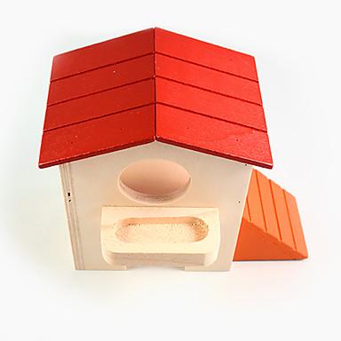 Hamster Doppelkabinen kleines Haustier Farbe Haus 1 peece