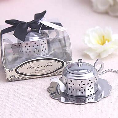Casamento / Aniversário / Chá de Cozinha Aço Inoxidável Ferramentas de Cozinha Tema Clássico - 1 pcs