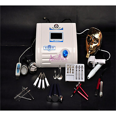 professioanl 11-in-1 Diamant Mikrodermabrasion Maschine Dermabrasion Peeling Ultraschallwäscher Photon Hautverjüngung