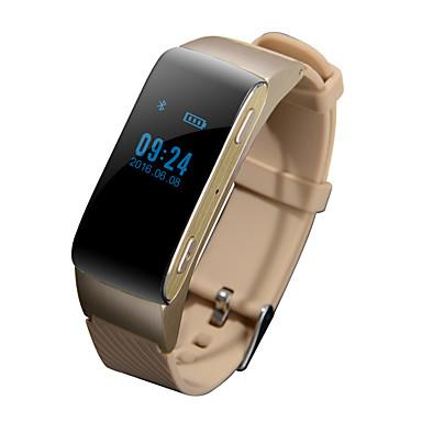 DF22 Kopfhörer AktivitätenTracker Smart-Armband Schrittzähler Wecker Distanz Messung Freisprechanlage Schlaf-Tracker Finger Sensor