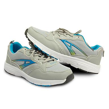 Tênis de Corrida Sapatos Casuais Homens Manter Quente Ao ar Livre Cano Baixo Malha Respirável Correr