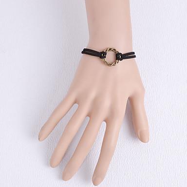 Damen Ring-Armbänder Spitze Schwarz Schmuck Für Party Alltag Normal 1 Stück