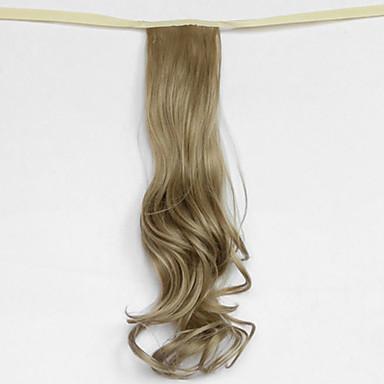 מי גל פאת שיער תחבושת סוג סינטטי בלונדינית זהובה בהיר קוקו (צבע 16)