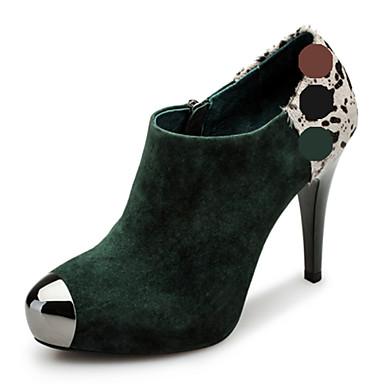 Γυναικεία παπούτσια - Γόβες - Γάμος / Ύπαιθρος / Γραφείο & Δουλειά / Φόρεμα / Καθημερινά / Πάρτι & Βραδινή Έξοδος - Τακούνι Στιλέτο -Με