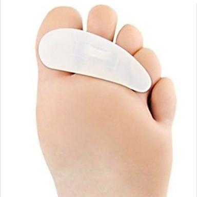 Ganzkörper Fuß Unterstützungen Zehenspreitzer & Bunion Pad Knet-Shiatsu Haltungshelfer Verstellbare Dynamik Silikon