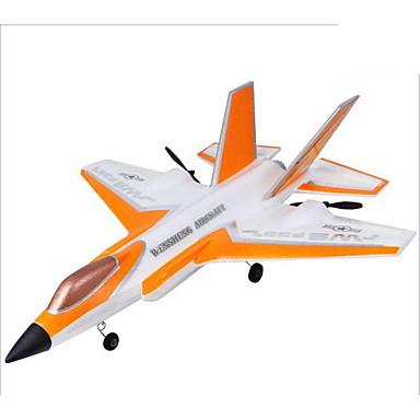 WS 4ch 2,4 G RC Airplane Kék Távirányító 1 Akkumulátor A Drónnak Kézkönyv Repülőgép USB