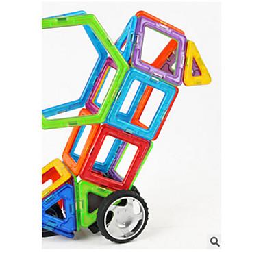 Spielzeuge Rennauto Magnetisch Kreativ Heimwerken Abs Jungen Stücke