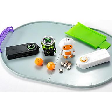 YQ® 88191A-1 Robot Infracrveno Gyaloglás / Focizni Játékok ábrák & playsets