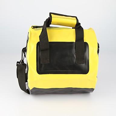 Yocolor 13L L hátizsák Utazás Duffel Vízálló Dry Bag Kerékpár Hátizsák Hátizsákok Kempingezés és túrázás Síelés Halászat Mászás