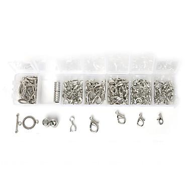 beadia 1 шт заключения ювелирных изделий моды родием омара застежками& омара застежками& поручительств (около 100шт)