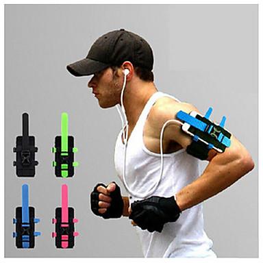 רצועת יד / טלפון נייד תיק ל רכיבה על אופניים / אופנייים / ריצה / כושר וספורט תיקי ספורט קומפקטי תיק ריצה Samsung Galaxy S4 / Samsung