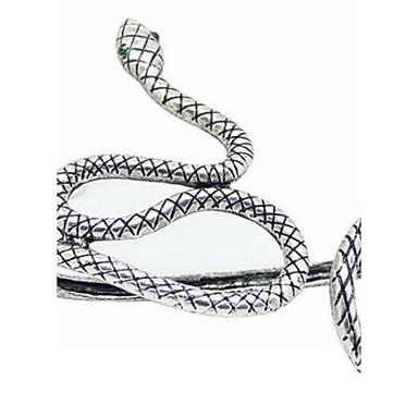 Dame Armbånd Vintage Armbånd Unikt design Mode Sølv Smykker Slange Sølv Smykker For Fest Julegaver 1 Stk.