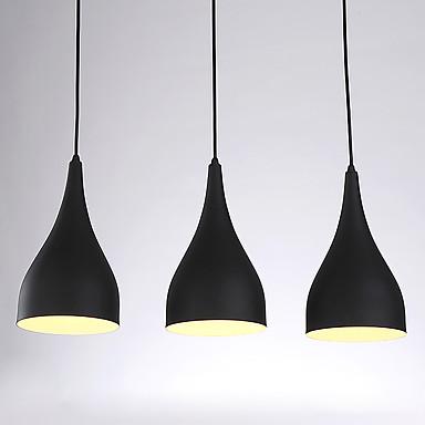 Retro Ministil Pendelleuchten Moonlight Für Wohnzimmer Schlafzimmer Küche Esszimmer Studierzimmer/Büro Eingangsraum Spielraum Korridor