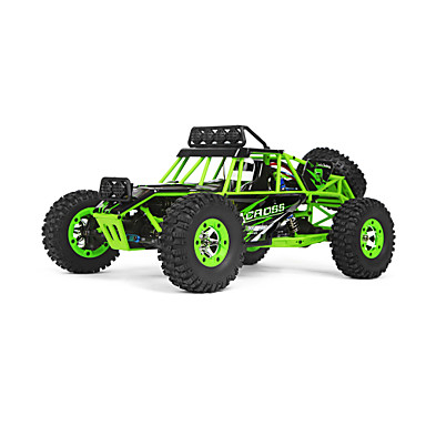 rc car wl toys 12428 2 4g off road car high speed 4wd. Black Bedroom Furniture Sets. Home Design Ideas