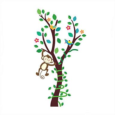 Animaux / Botanique / Bande dessinée / Romance / Mode / Vacances / Paysage / Forme / Fantaisie Stickers muraux Stickers avion,PVC85cm x