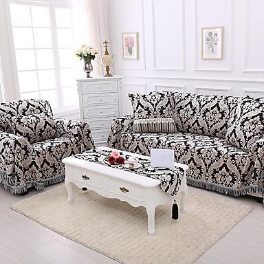 europeisk klassisk jacquard sofatrekk høyverdig chenille stoff sofa håndkle